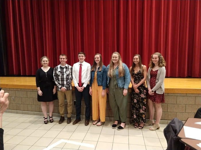 Bangor Scholarship Foundation Recipients