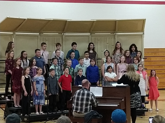 6th grade choir