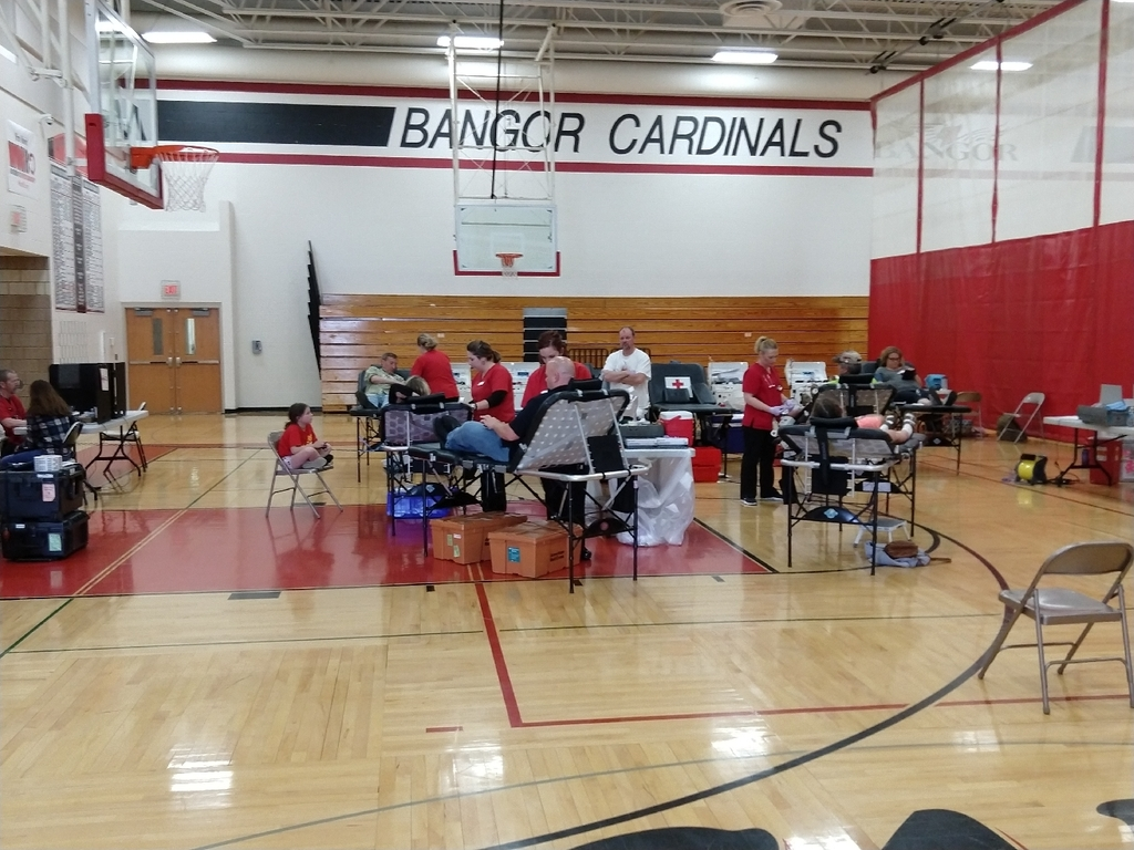 BHS Blood Drive Donation s