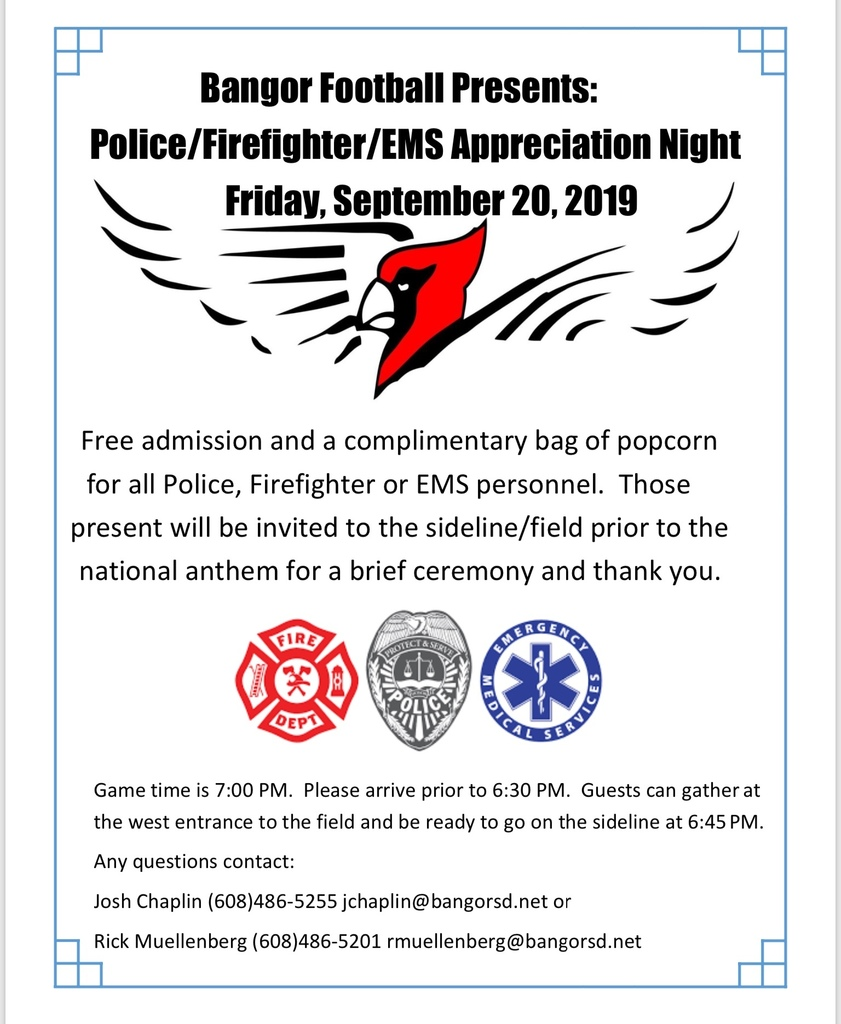 Emergency Personnel Week