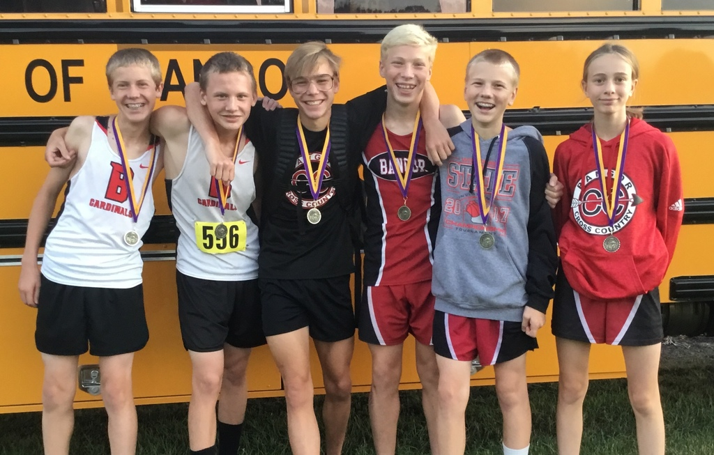 XC Medalists