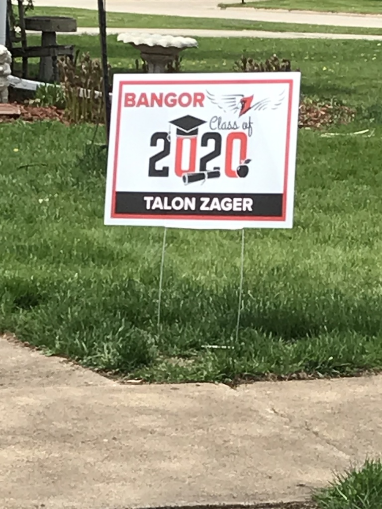 Talon sign